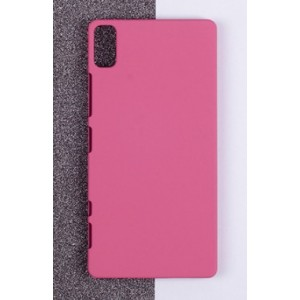 Coque De Protection Rigide Rose Pour Lenovo Vibe Shot