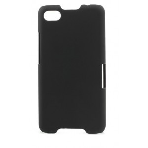 Coque De Protection Rigide Noir Pour BlackBerry Z30
