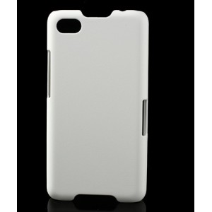 Coque De Protection Rigide Blanc Pour BlackBerry Z30