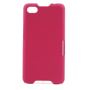 Coque De Protection Rigide Rose Pour BlackBerry Z30