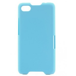 Coque De Protection Rigide Bleu Pour BlackBerry Z30