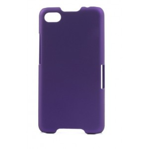 Coque De Protection Rigide Violet Pour BlackBerry Z30