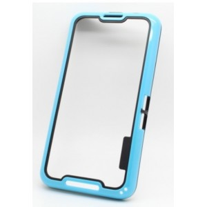 Protection Bumper Bleu Pour BlackBerry Z30