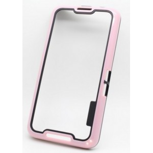Protection Bumper Rose Pour BlackBerry Z30