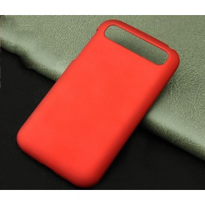 Coque De Protection Rigide Rouge Pour BlackBerry Classic