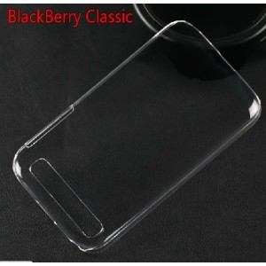 Coque De Protection Rigide Transparent Pour BlackBerry Classic