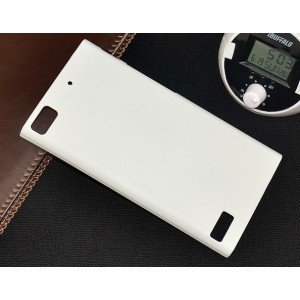 Coque De Protection Rigide Blanc Pour BlackBerry Z3