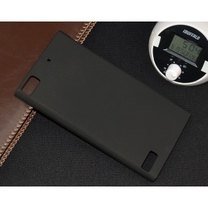Coque De Protection Rigide Noir Pour BlackBerry Z3