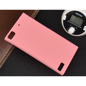 Coque De Protection Rigide Rose Pour BlackBerry Z3