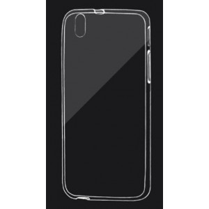 Coque De Protection Rigide Transparent Pour HTC Desire 816