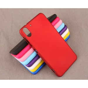 Coque De Protection Rigide Rouge Pour HTC Desire Eye