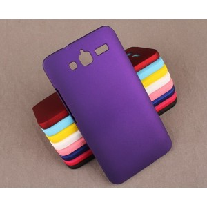 Coque De Protection Rigide Violet Pour Huawei Ascend GX1