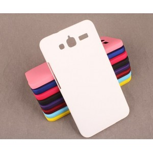 Coque De Protection Rigide Blanc Pour Huawei Ascend GX1