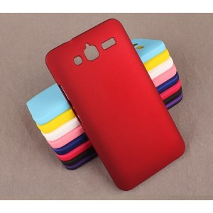 Coque De Protection Rigide Rouge Pour Huawei Ascend GX1