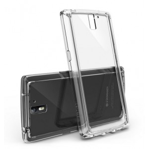 Coque De Protection Rigide Transparent Pour OnePlus Two