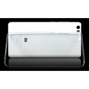 Coque De Protection Rigide Transparent Pour Xiaomi Mi Note Pro