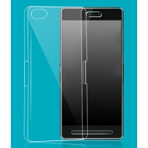 Coque De Protection Rigide Transparent Pour ZTE Nubia Z9