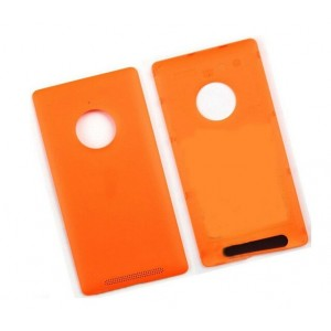 Cache Batterie Pour Nokia Lumia 830 - Orange