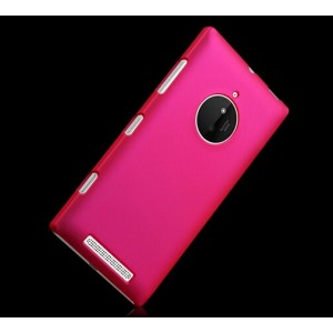 Coque De Protection Rigide Rose Pour Nokia Lumia 830