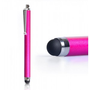 Stylet Tactile Rose Pour Wiko Rainbow Up 4G