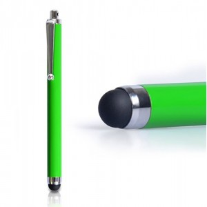 Stylet Tactile Vert Pour Wiko Rainbow Up 4G