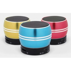 Haut-Parleur Bluetooth Portable Pour Wiko Rainbow Up 4G