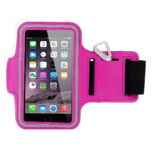 Brassard Sport Pour iPhone 6s Plus - Violet
