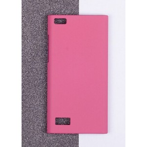 Coque De Protection Rigide Rose Pour BlackBerry Leap