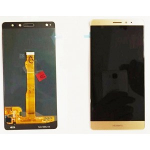 Ecran LCD Complet Vitre Tactile Pour Huawei Mate S - Or