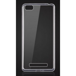 Coque De Protection Rigide Transparent Pour Xiaomi Mi 4c
