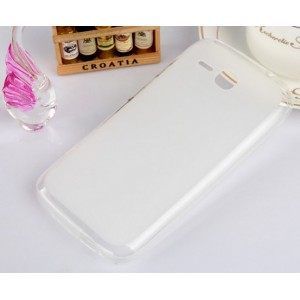 Coque De Protection En Silicone Transparent Pour Huawei Y6 Scale LTE