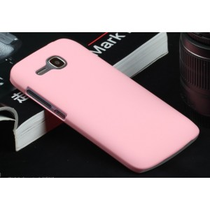 Coque De Protection Rigide Rose Pour Huawei Y6 Scale LTE