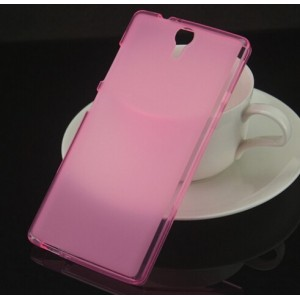 Coque De Protection En Silicone Rose Pour Orange Nura 2