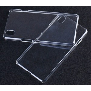 Coque De Protection Rigide Transparent Pour OnePlus X