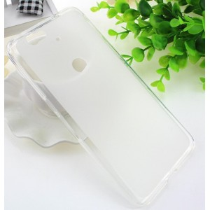 Coque De Protection En Silicone Transparent Pour Google Nexus 6P