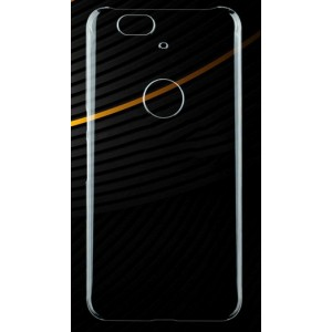 Coque De Protection Rigide Transparent Pour Google Nexus 6P