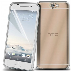 Coque De Protection En Silicone Transparent Pour HTC One A9