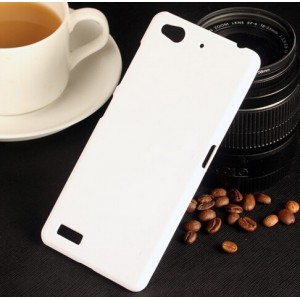 Coque De Protection Rigide Blanc Pour ZTE Nubia My Prague