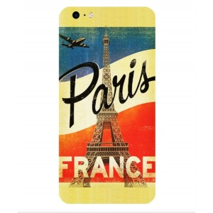 Coque De Protection Paris Vintage Pour iPhone 6s