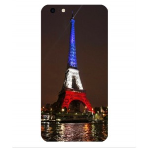 Coque De Protection Tour Eiffel Couleurs France Pour iPhone 6s