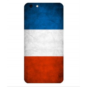 Coque De Protection Drapeau De La France Pour iPhone 6s Plus
