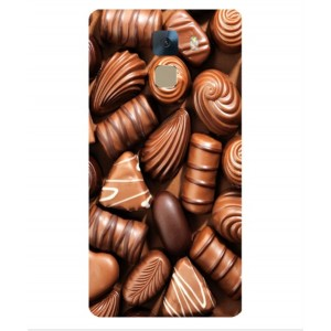 Coque De Protection Chocolat Pour Huawei Honor 7