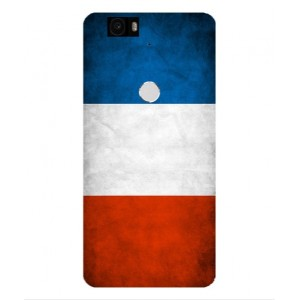 Coque De Protection Drapeau De La France Pour Google Nexus 6P