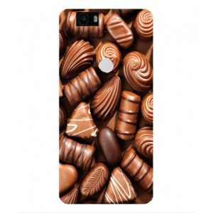 Coque De Protection Chocolat Pour Google Nexus 6P