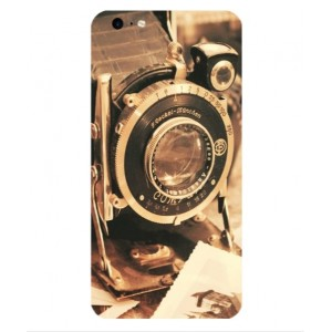 Coque De Protection Appareil Photo Vintage Pour iPhone 6s Plus
