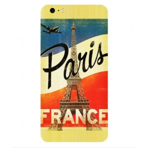 Coque De Protection Paris Vintage Pour iPhone 6 Plus