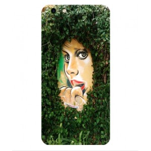 Coque De Protection Art De Rue Pour iPhone 6 Plus