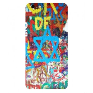 Coque De Protection Graffiti Tel-Aviv Pour iPhone 6 Plus