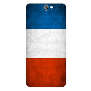 Coque De Protection Drapeau De La France Pour HTC One A9