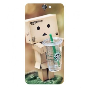 Coque De Protection Amazon Starbucks Pour HTC One A9